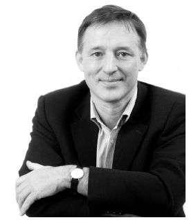 Le professeur en virologie Thomas Muster. Crédit Université de Vienne