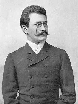 Hermann Minkowski. Crédit : Concordia University