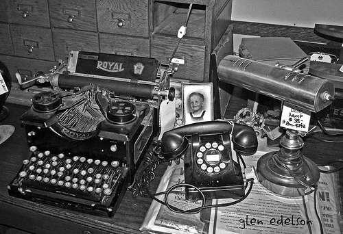 Outils multimédia garantis à faible émissivité. © GlenEdelson / Flickr - Licence Creative Commons (by-nc-sa 2.0)