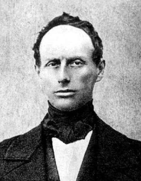 Christian Doppler (1803-1853). © Wikipédia, domaine public