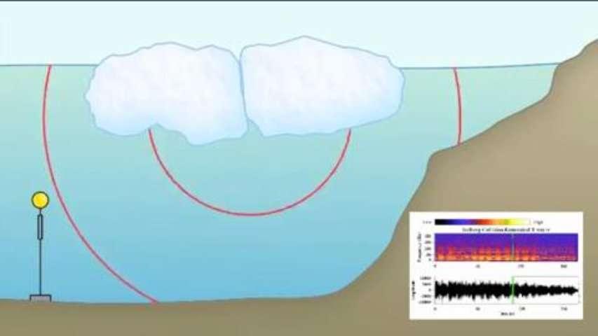 Le bruit des icebergs