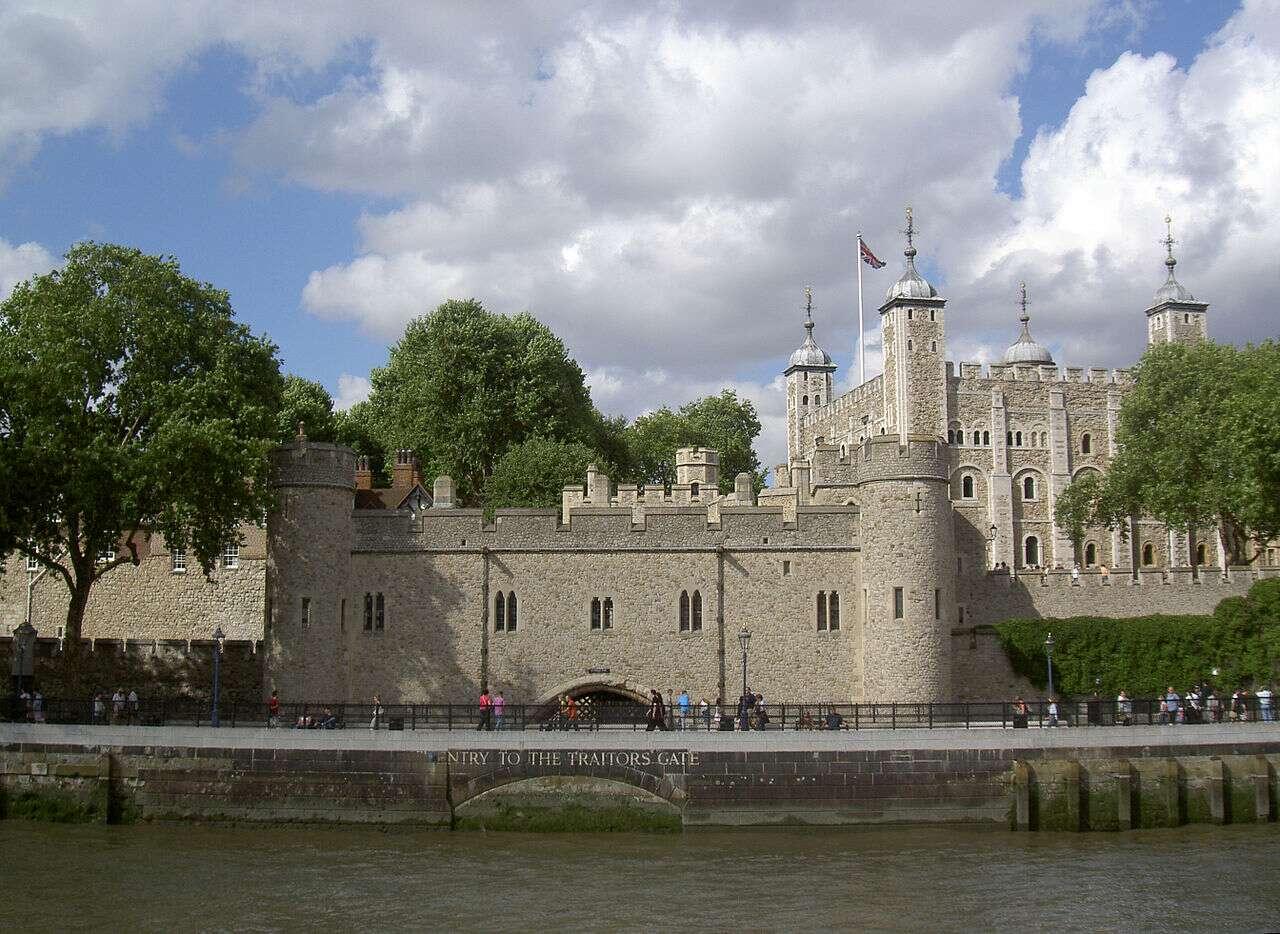 La tour de Londres est inscrite au patrimoine mondial de l'Unesco depuis 1988. © Onofre Bouvila, Wikimedia Commons, cc by 2.5