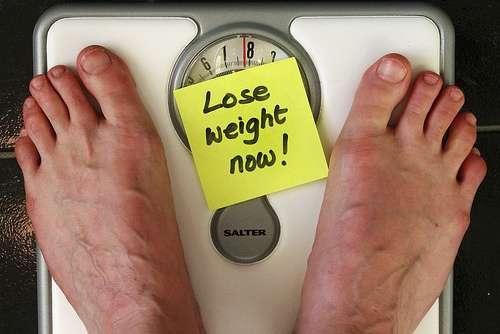 Pas de temps à perdre pour les kilos en trop après les fêtes ! © alancleaver_2000 Attribution 2.0 Generic
