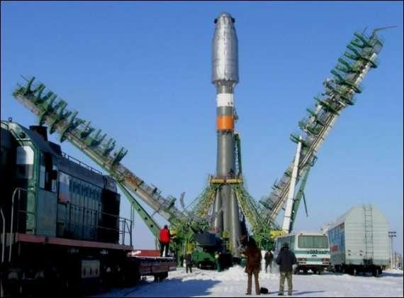 Lanceur Soyuz / ST. © Starsem