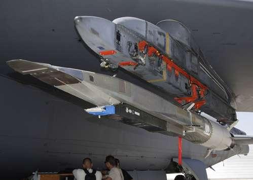 Quatre X-51 ont été construits et seront utilisés cette année. Bien que ces engins ne soient pas récupérés, ils sont conçus pour être réutilisables. Crédit Wright-Patterson Air Force Base