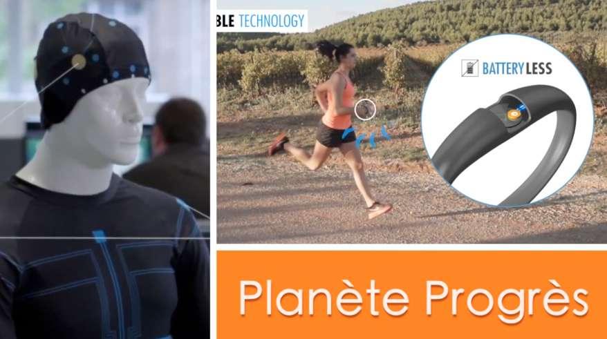 Planète Progrès : énergie solaire liquide et vêtement pour prévenir l'épilepsie