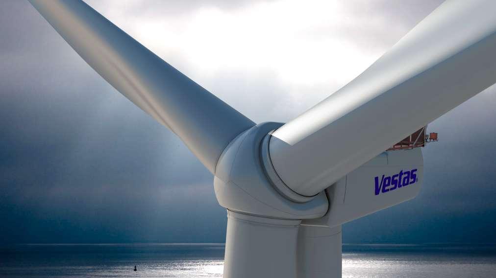 Depuis 1990, le groupe danois Vestas a installé plus de 545 éoliennes offshore, pour une puissance cumulée de 1.196 MW. © Vestas Wind Systems A/S, nc nd