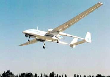 «Heron, IAI ». © Onera http://www.onera.fr/conferences/drones/categories-de-drones.php