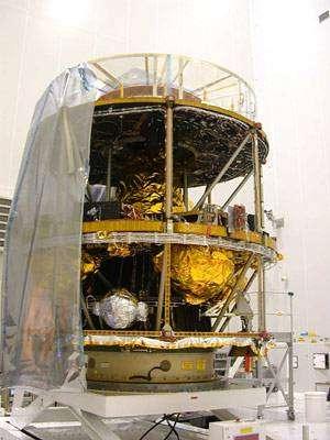 Le satellite MSG-2