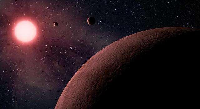 Les exoplanètes, ou planètes extrasolaires, sont recherchées par les télescopes. Mais étant donné leur distance par rapport à la Terre, elles sont difficiles à débusquer. Pourtant, elles pourraient nous fournir de nombreuses informations... © Nasa, JPL-Caltech