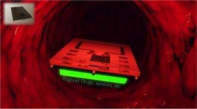 La médecine de l'avenir pourrait bien passer par les nanotechnologies. Grâce à elles, il deviendrait possible d'accéder directement aux régions malades et de les traiter spécifiquement, voire d'anticiper certaines pathologies qui ne sont pas encore détectées. Il faut passer avant cela par la miniaturisation des objets, et un nouveau pas vient d'être franchi. © Carlos Suarez, StrongBox3d