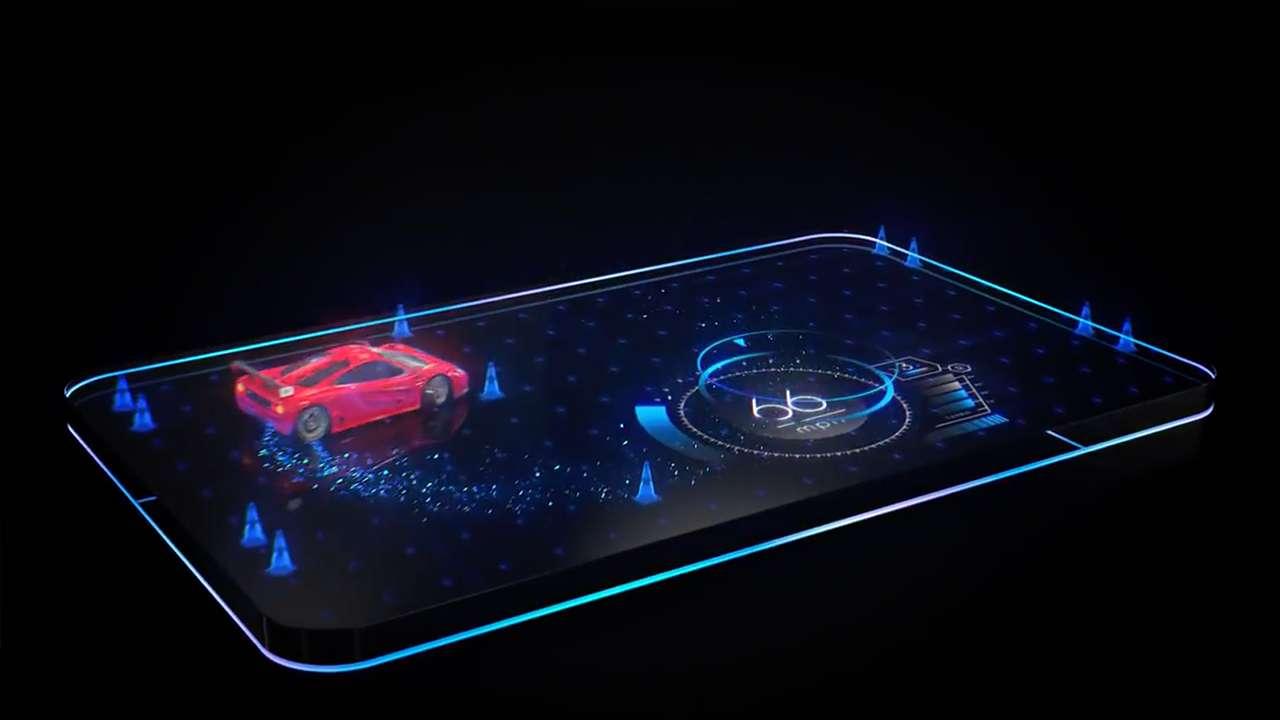 Coup d'oeil sur le mystérieux RED Hydrogen One holographique