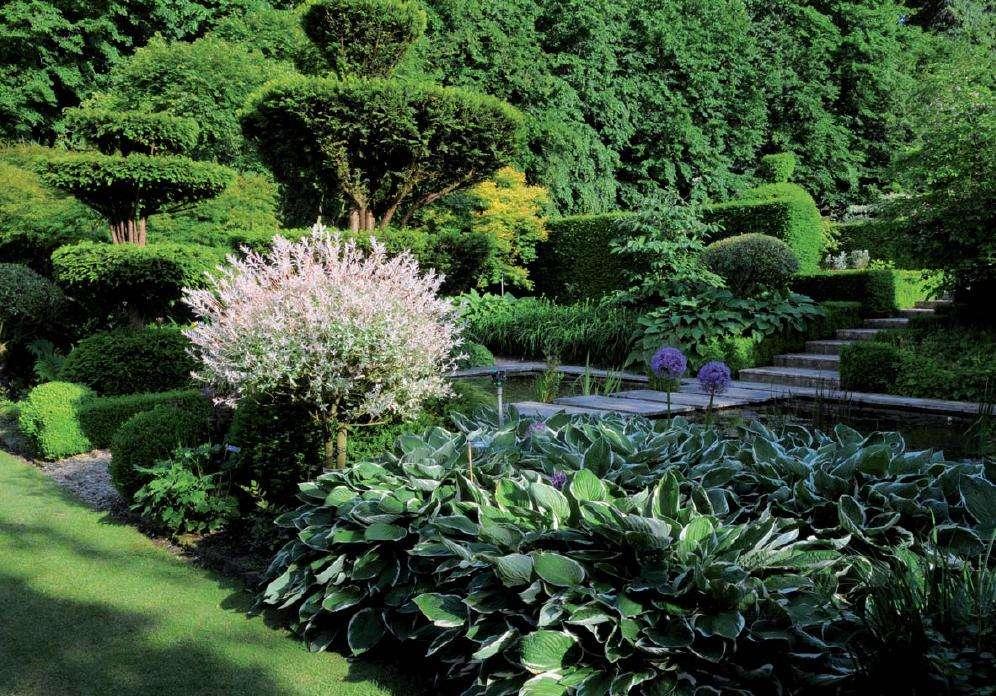 Jardin de Castillon-Plantbessin - Crédits : DR