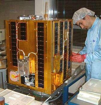 Le satellite SSETI Express