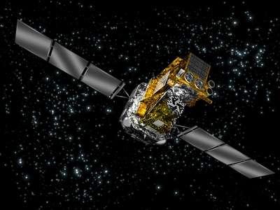La mission Integral permet d'étudier les rayons gamma émis notamment par les trous noirs, les étoiles à neutron ou les supernovae. Son utilisation a aussi permis l'observation de sursauts gamma. © Esa