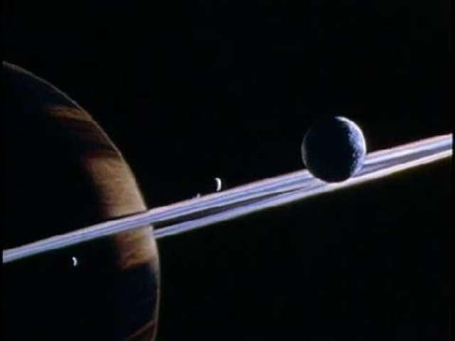 La sonde Pioneer 11, exploratrice des géantes gazeuses