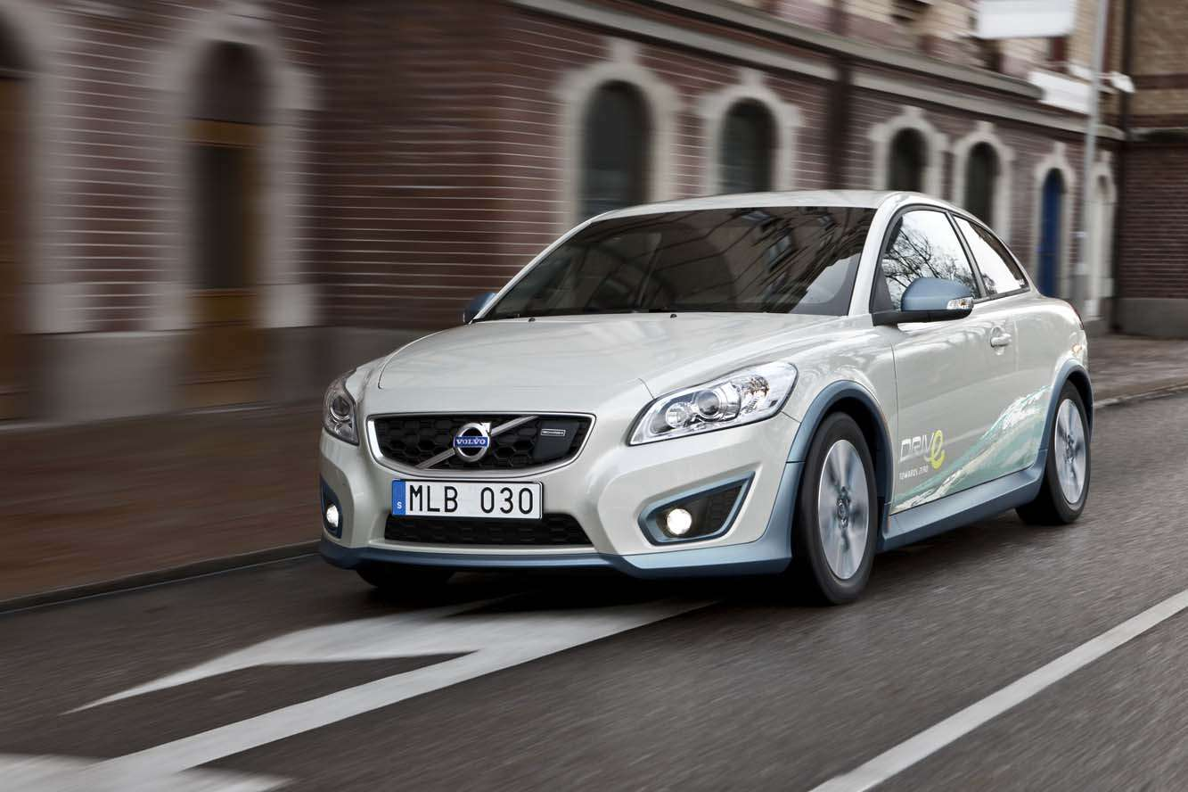 Volvo développe les piles à combustible pour des voitures plus autonomes. © auto-buzz.com