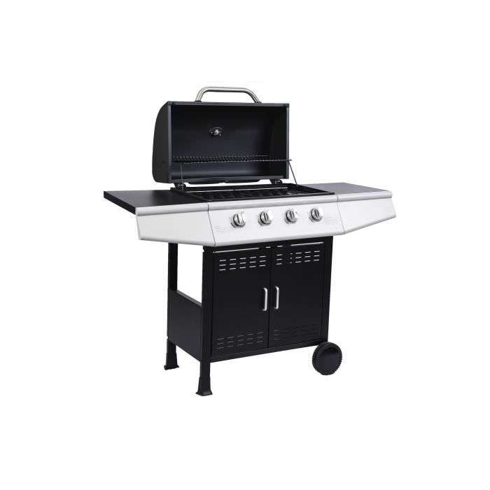 Bon plan : le barbecue à gaz Paarl de la marque Cooking Box © Cdiscount
