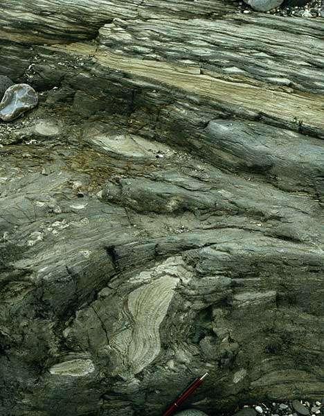 Des tsunamites. © DR