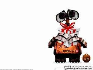 Et si vous invitiez Wall-E chez vous ? © Futura-Sciences