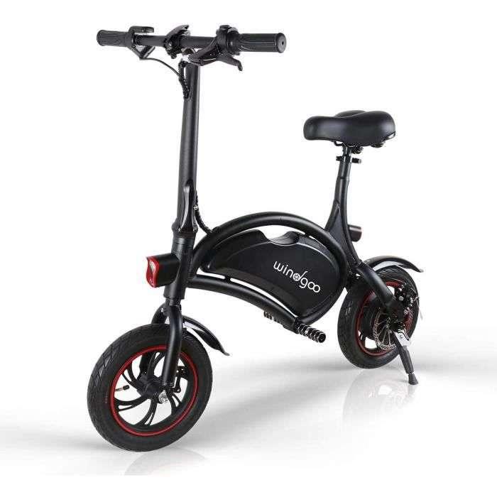 Bon plan Cdiscount : 493 € de réduction sur le vélo électrique pliable Windgoo
