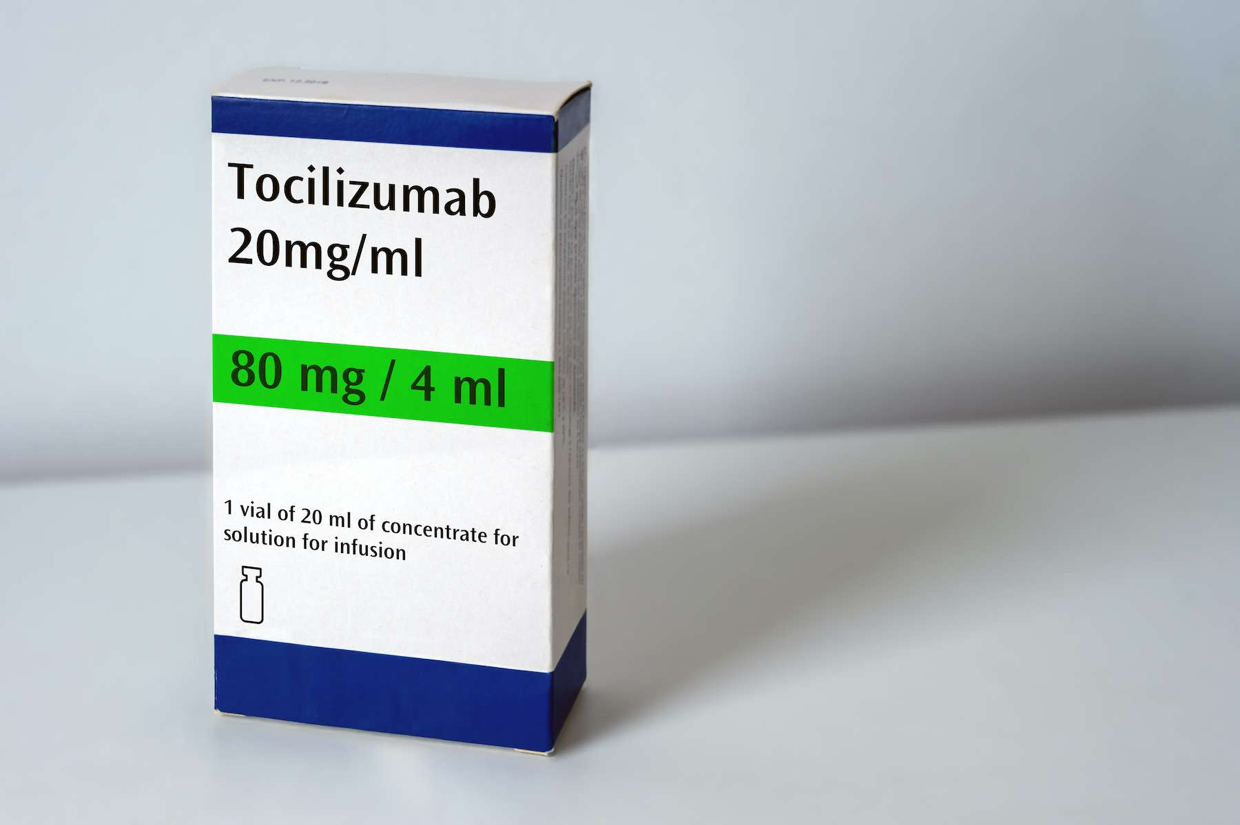 Le tocilizumab est un anticorps monoclonal autorisé depuis 2009 dans l'Union européenne contre la polyarthrite rhumatoïde et les arthrites juvéniles systémiques. © mbruxelle, Adobe Stock