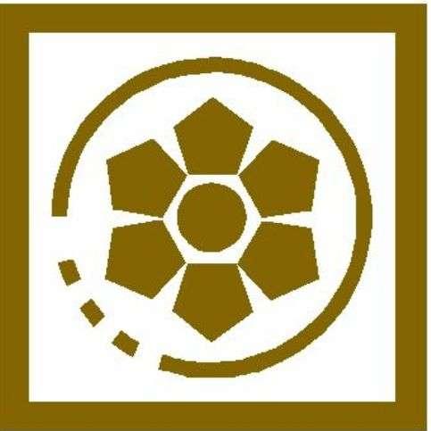 Logo indiquant le point d'accueil d'un Espace Naturel Sensible. © DR