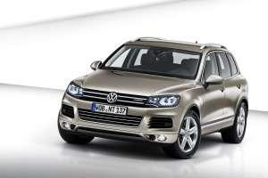 Volkswagen sort son premier véhicule hybride avec le nouveau Touareg, un SUV qui émettait 330 g de CO2 par km dans sa version essence. © DR