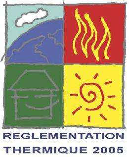 Logo de la RT2005, crédits DR.