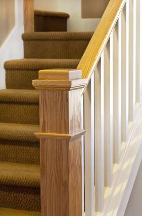 Moquette sur escalier. © dpproductions