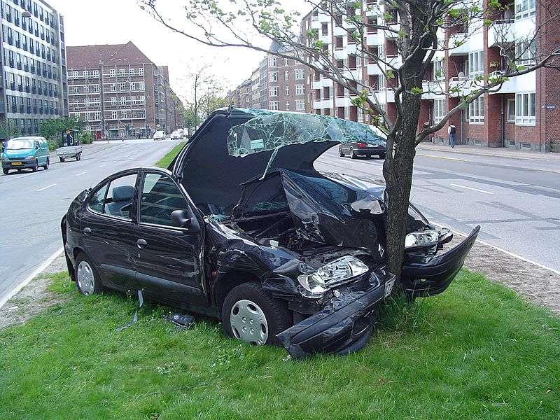 Les accidents de voiture mortels sont en bonne partie causés par l'ivresse au volant. © DR