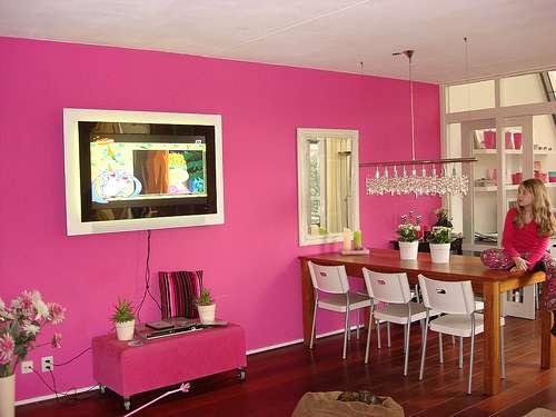 Utiliser une peinture décorative en sous-souche est une dépense superflue - Crédit : Jolante