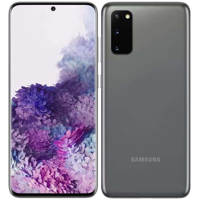 C'est les Black Friday, profitez d'une réduction de 330 euros sur le Samsung Galaxy S20 © Cdiscount