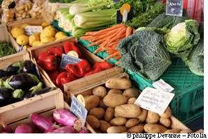 Les légumes contiennent des vitamines... mais les perdent très facilement. © Philippe Devanne/Fotolia