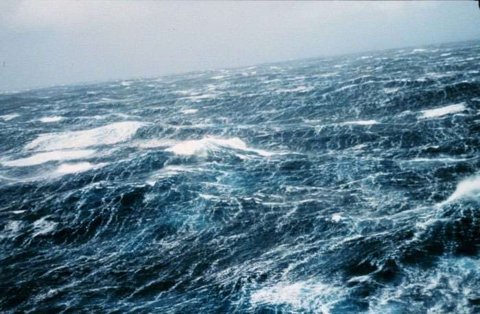 En 150 ans, les océans ont absorbé la très grande majorité de la chaleur excessive due aux émissions de dioxyde de carbone par l'Homme. © NOAA/Historic NWS Collection