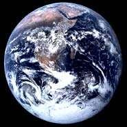 Les plantes modifient le relfection de la terre(photo : NASA)