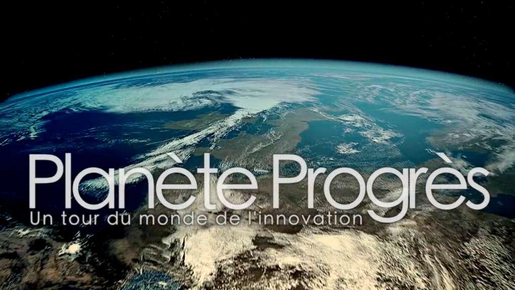 Planète Progrès : voiture imprimée en 3D, lunettes holographiques et casque intelligent