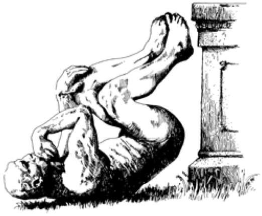 Le logo de l'association Improbable Research, qui veut montrer la science sous un angle insolite, parce que l'on peut être sérieux sans oublier le sens de l'humour... © Improbable Research