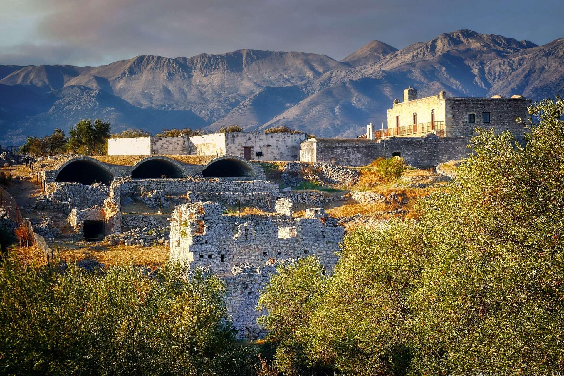 Paysages de Crète. © Albrecht Fietz, Pixabay