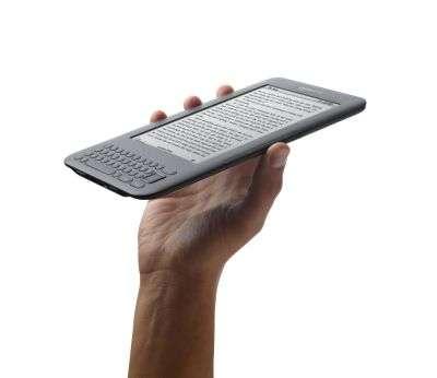 La nouvelle liseuse Kindle arrive ! © Amazon