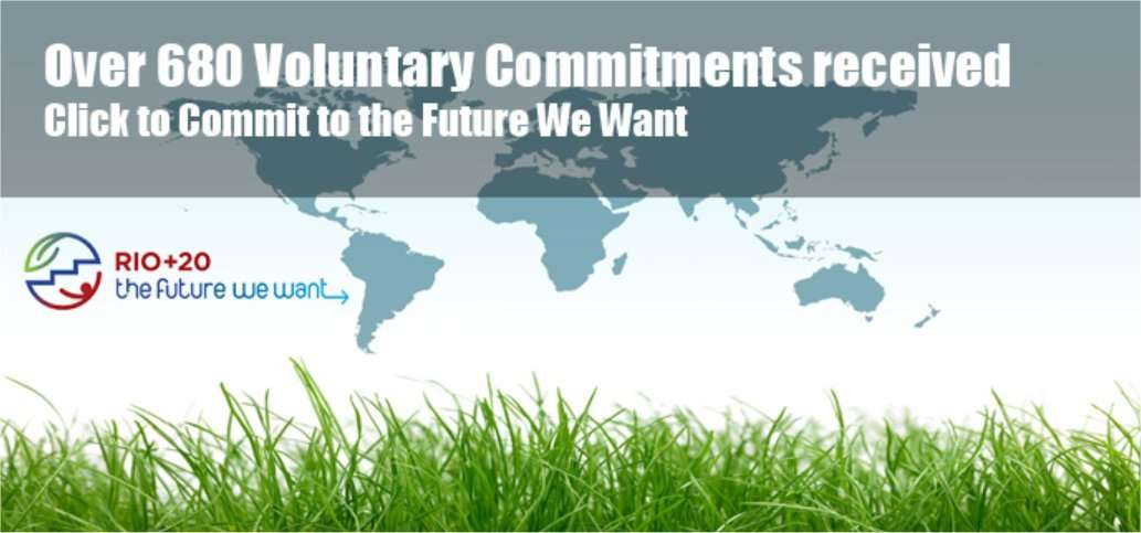 Un clic suffit pour s'engager dans une initiative de développement durable... © DR