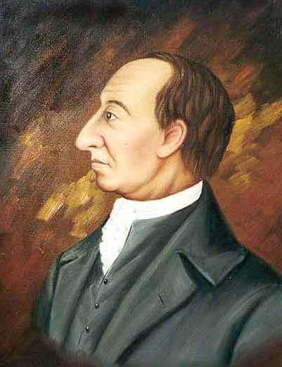 James Hutton, père du gradualisme en géologie. © Abner Lowe, domaine public
