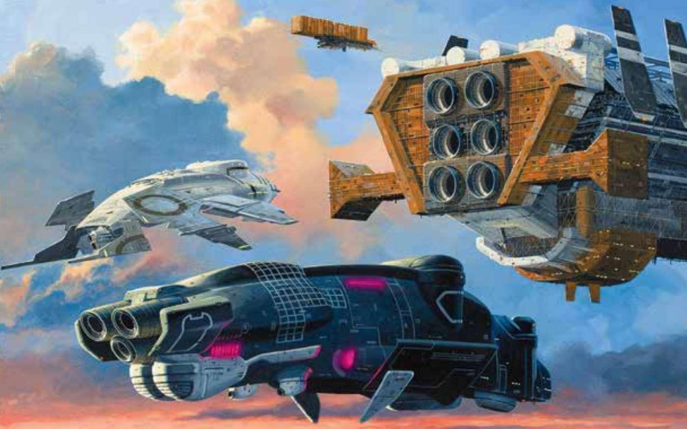 Les Utopiales, festival international de science-fiction, aura lieu du 29 octobre au 2 novembre, au Centre des congrès de Nantes. © Manchu, les Utopiales