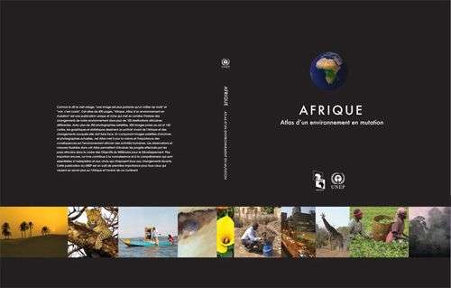Atlas of Our Changing Environment. Crédit UNEP