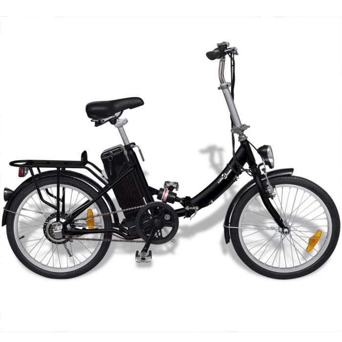 Bon plan : le vélo électrique pliant VIDALXL © Cdiscount