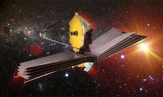 Le télescope spatial James Webb, futur successeur de Hubble