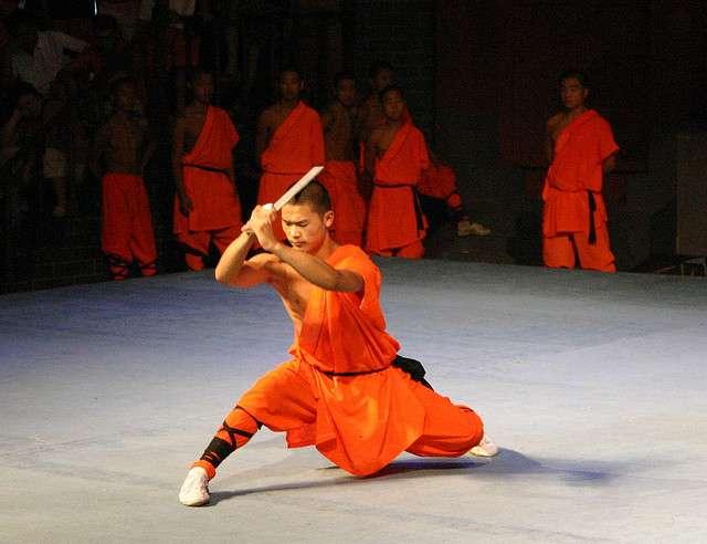 Les moines Shaolin ne ressentent-ils vraiment pas la douleur ? © s.laqua, Flickr, CC by-nc-nd 2.0