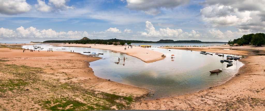Selon les scientifiques, l'importante sécheresse qui a touché l'Amazonie en 2005 ne devait survenir qu'une fois tous les 100 ans. Un épisode sec encore plus important a pourtant marqué les esprits en 2010. Il a surpris tout le monde. © Thiago Sanna F. Silva, Flickr, cc by nc nd 2.0