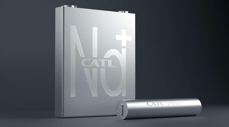 La première génération de batterie sodium-ion de CATL. © CATL