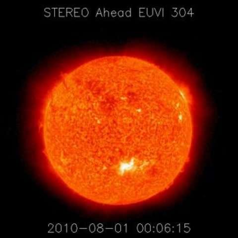 STEREO et l'atmosphère solaire